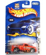 Hot Wheels 2003-050 First Editions 38/42 RED Ford F-150 Highway 35 1:64 ... - $1.50