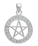 Brilliant Silver Pentagram for Success - $34.44