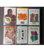 Hosanna Music Lot Of 6 Praise & Worship Christian Music Cassettes #4 - $20.00