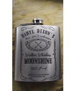 Daryl Dixon walking dead themed moonshine flask - $20.00