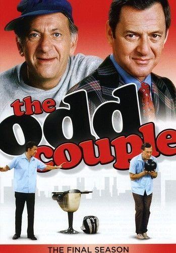 Odd Couple: The Final Season  DVD Set New Classic TV Series