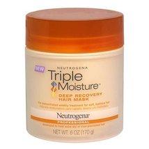 Neutrogena Clean Replenishing Deep Recovery Hair Mask, 6 oz - $19.79