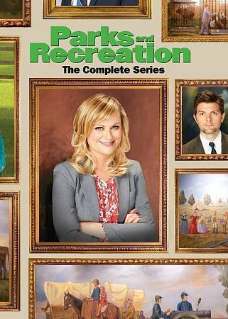 Parks and Recreation The Complete Series (DVD Box Set) TV Comedy Show Seasons