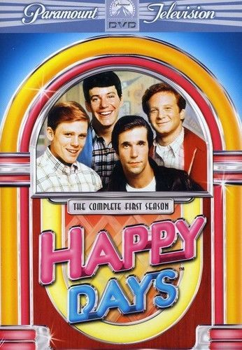 Happy Days The Complete First Season 1 (DVD Set) Classic Comedy TV Series New