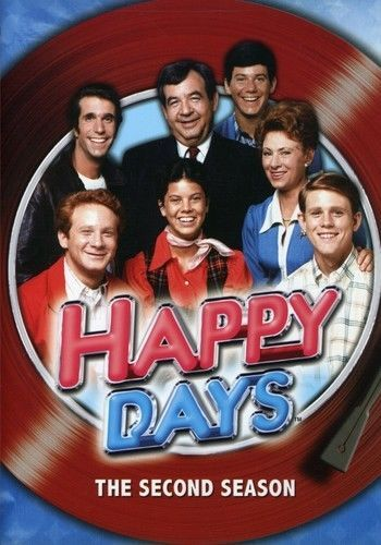 Happy Days Complete Second Season 2 (4-DVD Set) New Classic TV Comedy Series