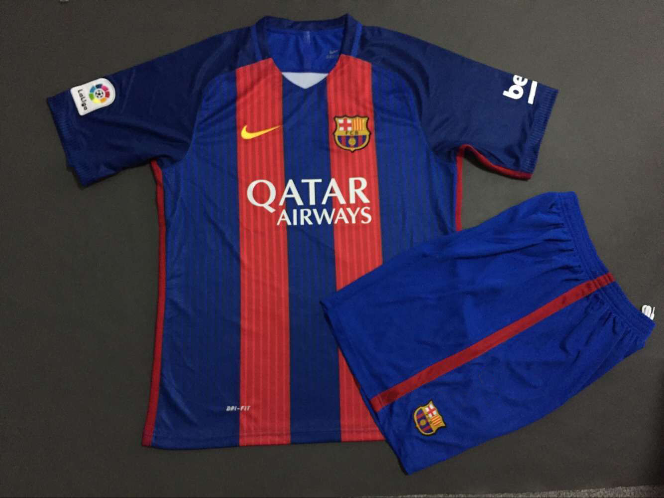 62fc30682fe 2016 17 FC Barcelona New Home Kit Mens and 50 similar items