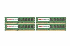 Memory Masters 16GB (4x4GB) DDR3-1066MHZ PC3-8500 Ecc Udimm 2Rx8 1.5V Unbuffered - $108.75