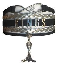 Los Angeles LA Kings Hockey Fan Shop Infinity Bracelet Jewelry - $12.99