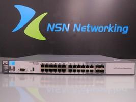 HP Procurve J9470A 3500-24 24-Port L3 Managed Switch - $64.30