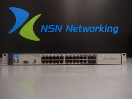 HP Procurve J9470A 3500-24 24-Port L3 Managed Switch NO RACK EARS INCLUDED - $59.35