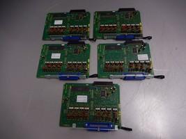 Lot of 5x Toshiba Strata 8-Circuit Digital Station Card PDKU2A PDKU2 V.2A - $24.74