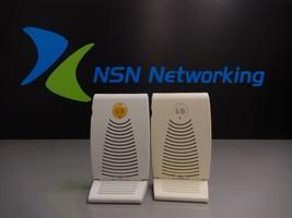 Lot of 2x Aruba Networks AP-61 Wireless Access Points w/ Power Supplies - $39.59