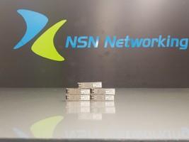 Lot of 5x Genuine Nortel Avaya AA1419048-E6 850nm 1000BASE-SX SFP Transceivers - $49.45