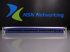 Adtran Netvanta 1200740L1 1355 24-Port PoE Switch w/ Rack Ears NO MODULES - $395.95