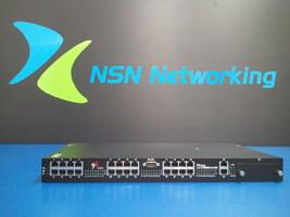 MRV NBASE Xyplex NH227 NH227-2TP 27-Port 10/100 Workgroup Mega Switch 10/100 - $98.99
