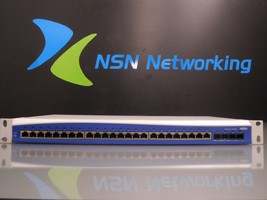 Adtran Netvanta 1524ST 1200560E2 24-Port Enhanced Ethernet Switch w/ Rack Ears - $98.95