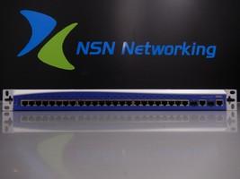 Adtran Netvanta 1224ST PWR 1200584L1 24-Port PoE Switch w/ Rack Ears - $98.95