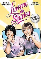 Laverne & Shirley - The Complete Second Season 2 (DVD Set) New TV Comedy Series