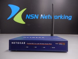 Netgear ProSafe WGL102 802.11g Light Wireless Access Point - $14.80