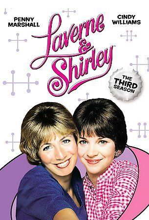 Laverne & Shirley: The Complete Third Season 3 (DVD Set) New Classic TV Series