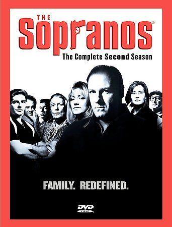 The Sopranos Complete Second Season 2 (DVD Set) New TV Series