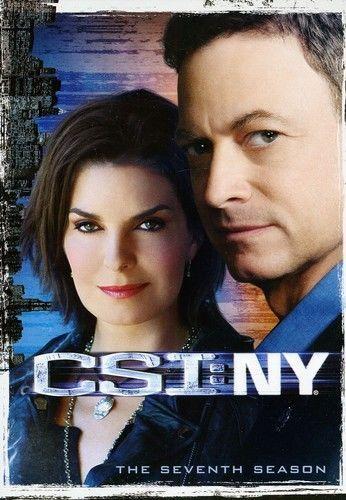 CSI: NY New York - The Complete Seventh Season 7 (DVD Set) New TV Crime Series