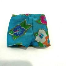Barbie Clothes Fashion Silky Bermuda shorts ken doll  Vintage - $8.90