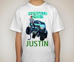 Monster Cars Youth (Kids)  Short Sleeve Shirt - $17.98