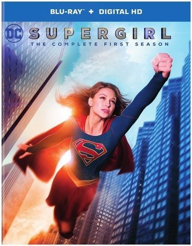 Supergirl: The Complete First Season 1 (Blu-ray Disc) New TV Series