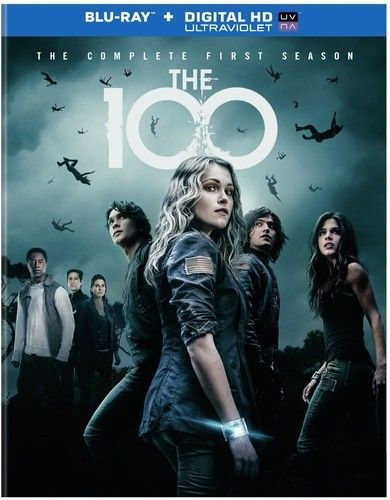 The 100: Complete First Season 1 (Blu-ray Disc) TV Series New