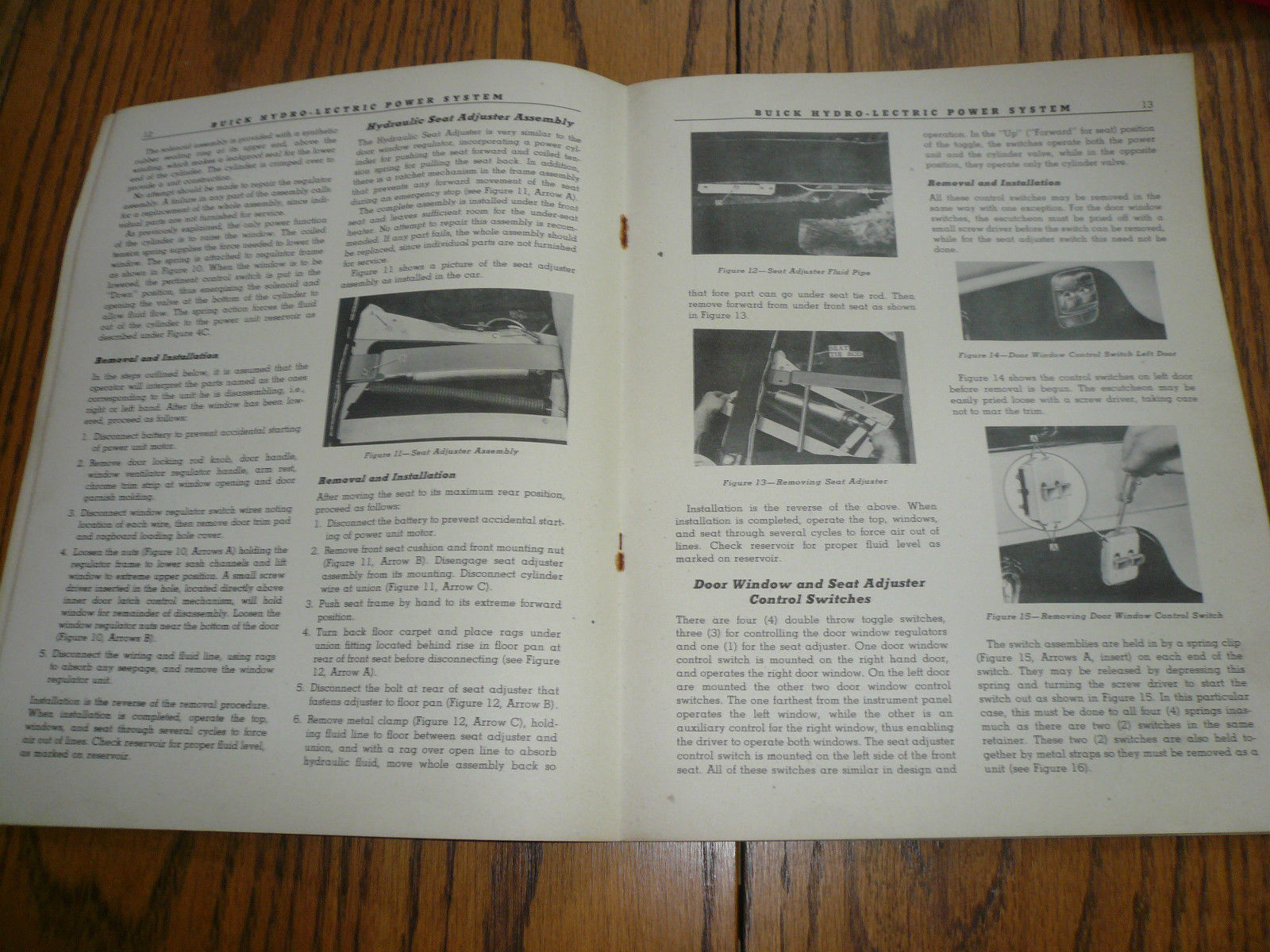 1946 buick hydro lectric power system and similar items rh bonanza com
