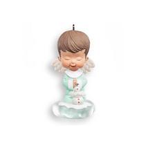 Snowball 2007 Hallmark Ornament Mary's Angels 20th in Series  God  Prayi... - $19.78