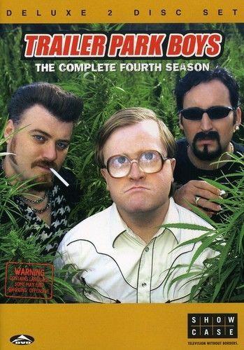 Trailer Park Boys: Complete Fourth Season 4 (DVD Set) TV Comedy Series