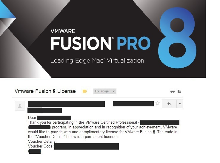 Vmware fusion 6 professional coupon code