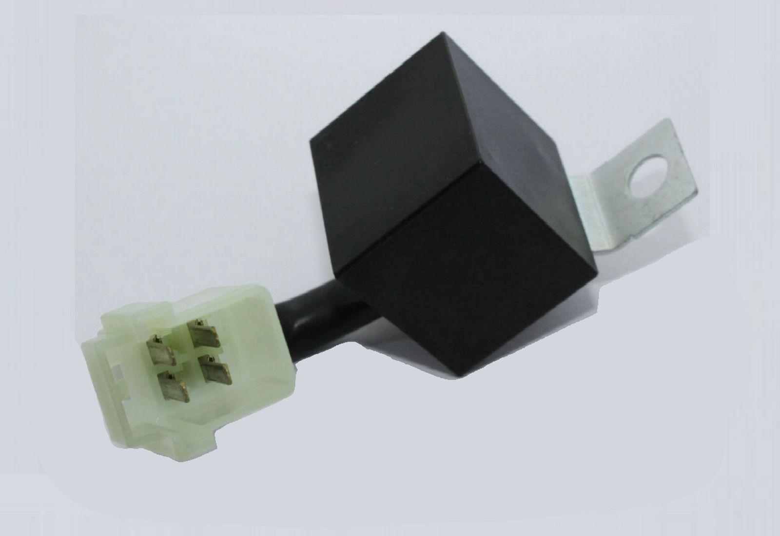 4 Pin LED Turn Signals Flasher Relay Honda RVT 1000 RC51 02-06 SV 1300 03-09