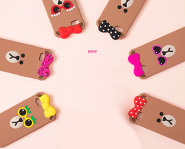 LINE Friends CHOCO iPhone Silicone Case 6/6s/Plus Cell Phone Cover Mobil... - $34.57+