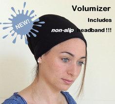 Tichel Volumizer & Anti Slip Headband perfect for your tichel, headcovering, hea - $37.00