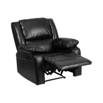 Flash Furniture Harmony Series Black Leather Recliner - $425.54