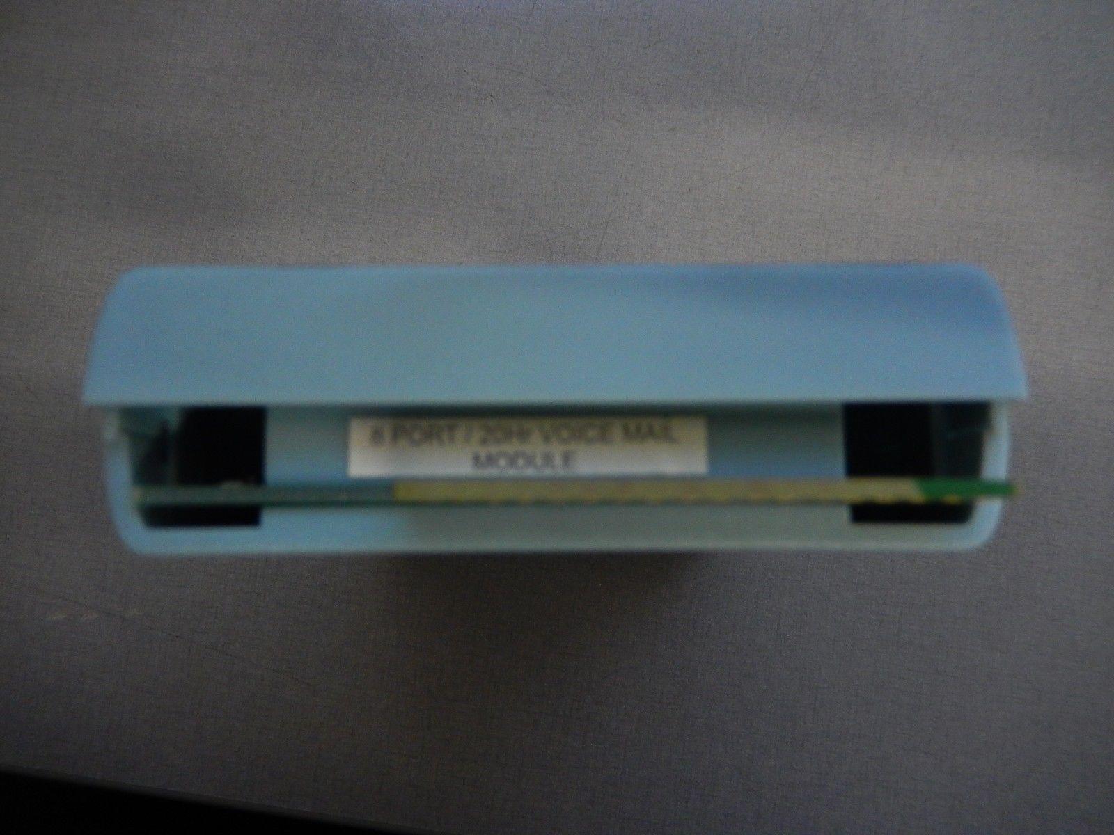 Inter-Tel Mitel 3000 Encore CX Phone KSU 20hr Voice Mail 618.5018 2x CO Modules image 4