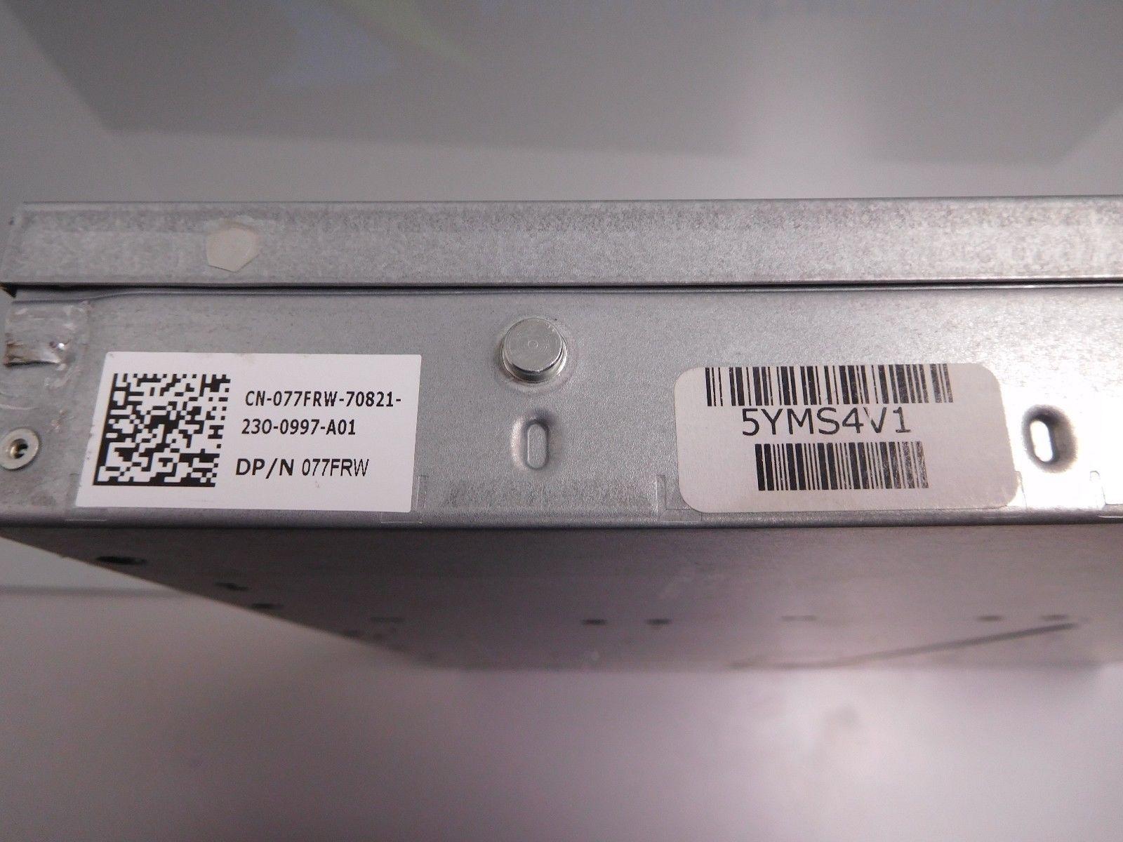 ShoreTel Server Appliance 100 Dell E10S 77FRW Server NO RAIL KITS INCLUDED image 6