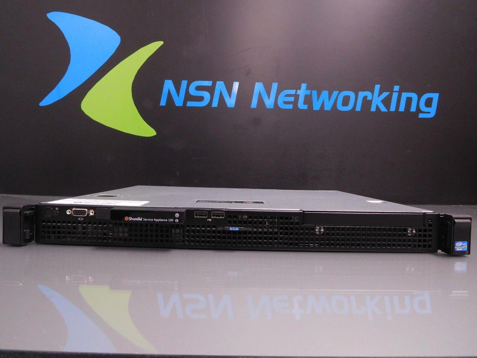 ShoreTel Server Appliance 100 Dell E10S 77FRW Server NO RAIL KITS INCLUDED image 2