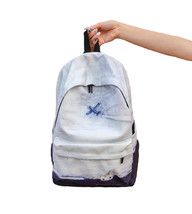 Embroidery Printing Backpack Women Casual Canva... - $14.96