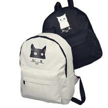 Womens Men Casual Backpack Boy Girl School Fash... - $12.42