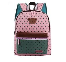 Women Children Bags Cute Bear Girls Boys Backpa... - $12.01