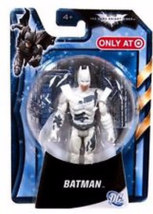 Batman The Dark Knight Rises 2012 Action Figure Mattel DC Target Exclusi... - $19.99