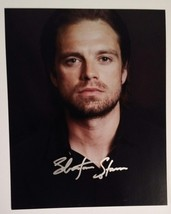 Sebastian Stan Hand Signed 8x10 Photo COA Captain American Once Upon A Time - $64.99