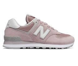New Balance WL574ESP 574 Faded Rose Pink Lifestyle Women Sneakers image 2