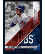 2017 Topps MLB Awards #HA-2 Kris Bryant  Chicago Cubs - $2.75