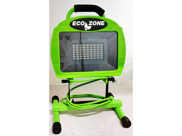 Woods Eco Zone Portable Work Light with On/Off Switch, Green #L1306