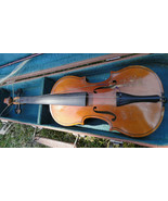 Vintage  Russian Soviet USSR Violin 1/4 Moscow Factory 1971 - $116.45